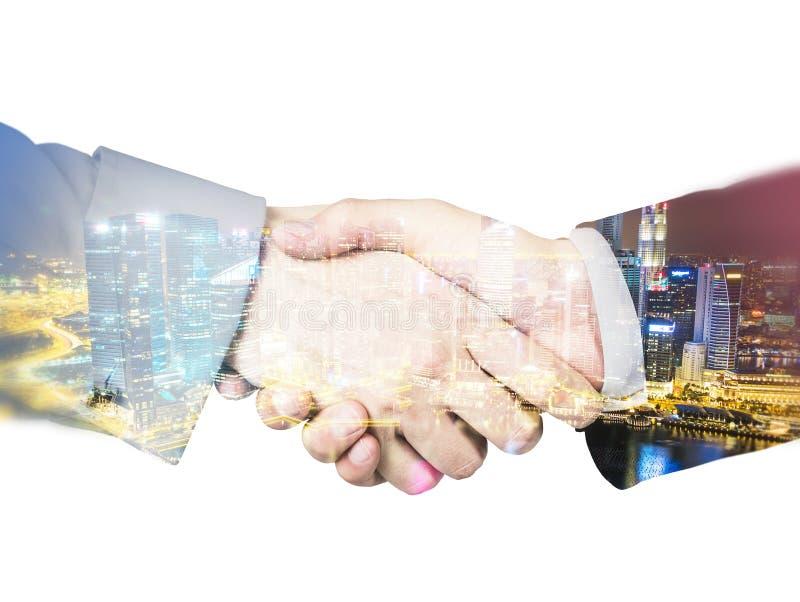 handshake obrazy stock