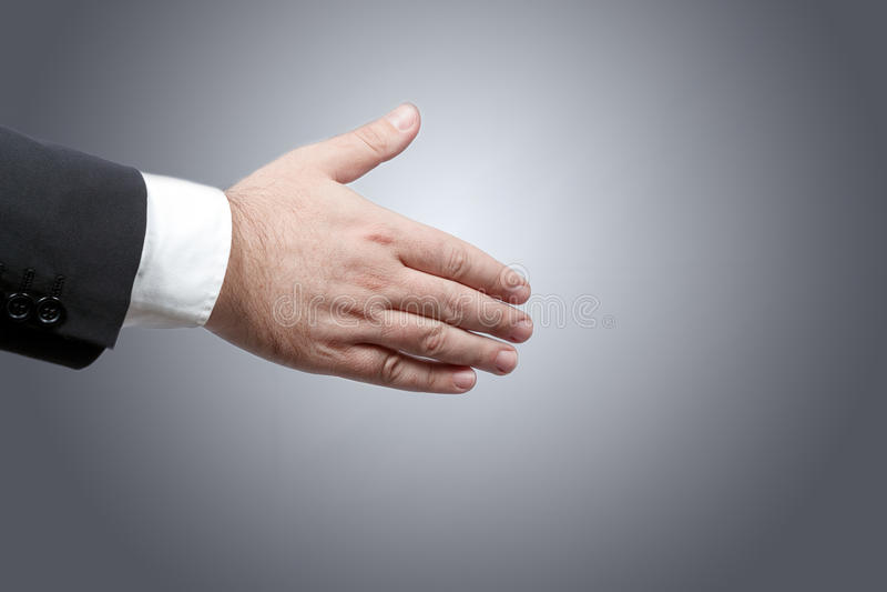 Handshake royalty free stock image