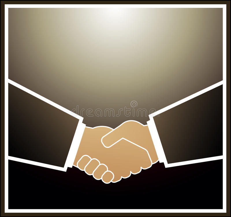 Download Handshake Partners Royalty Free Stock Photos - Image: 21405248