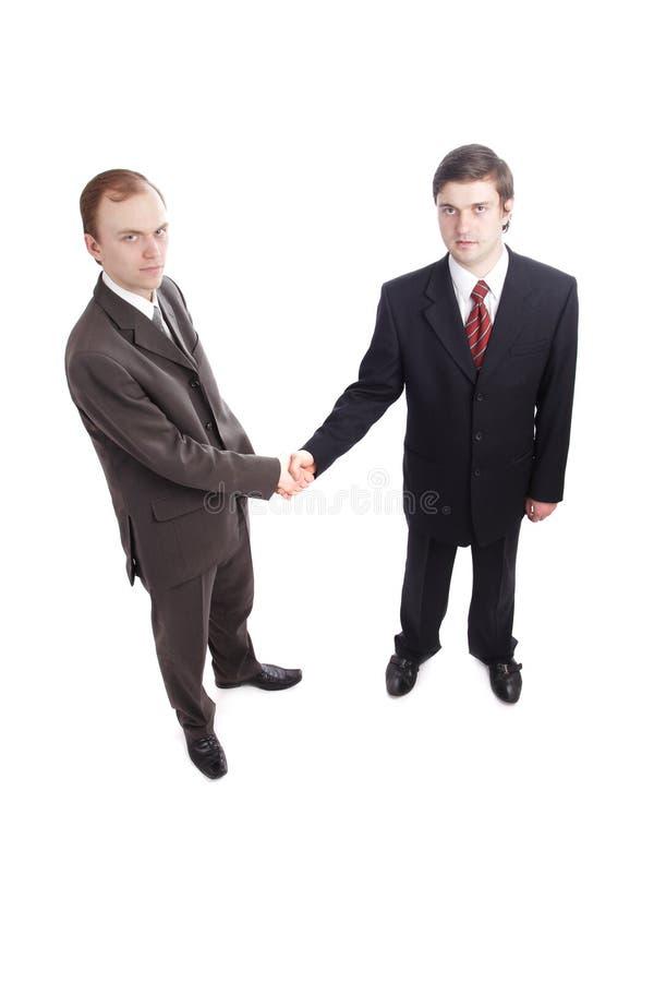 Handshake4 photo libre de droits