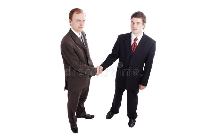Handshake5 imagem de stock royalty free