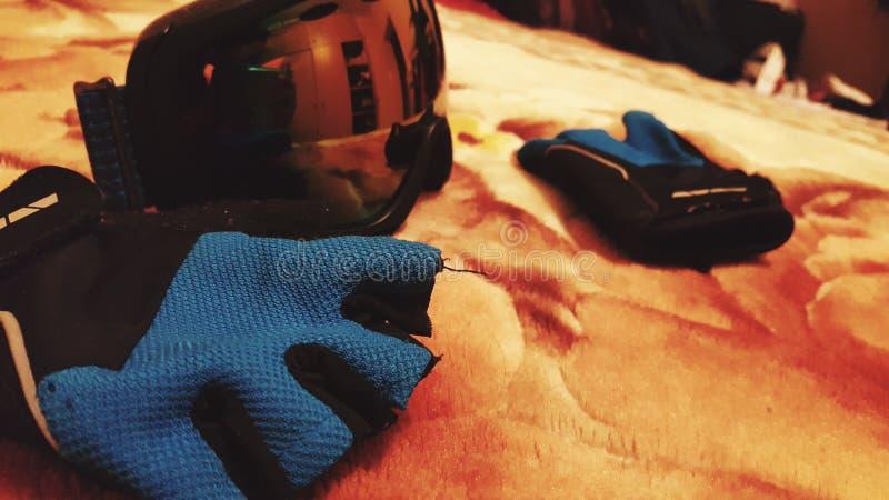 handskar arkivfoto