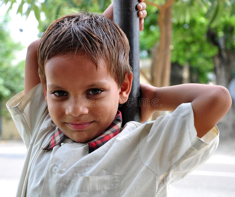 Download Handsom kid stock image. Image of smiling, uniform, expressions - 21022617