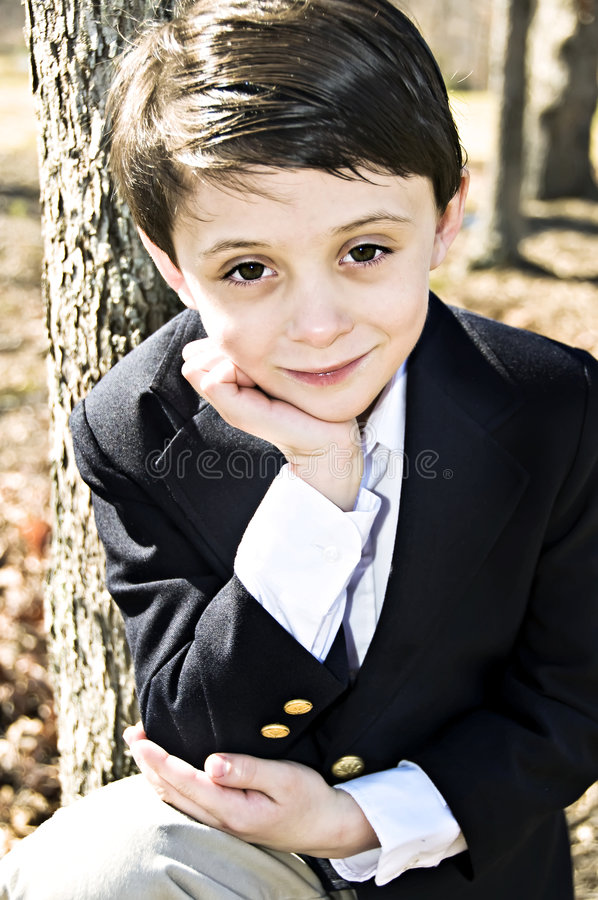 Free Handsome Boy Close-up Royalty Free Stock Photography - 7190747