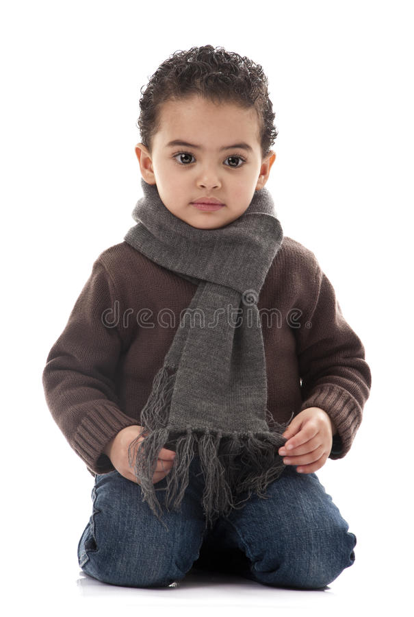 Download Handsome Boy Sitting stock photo. Image of concept, children - 24130984