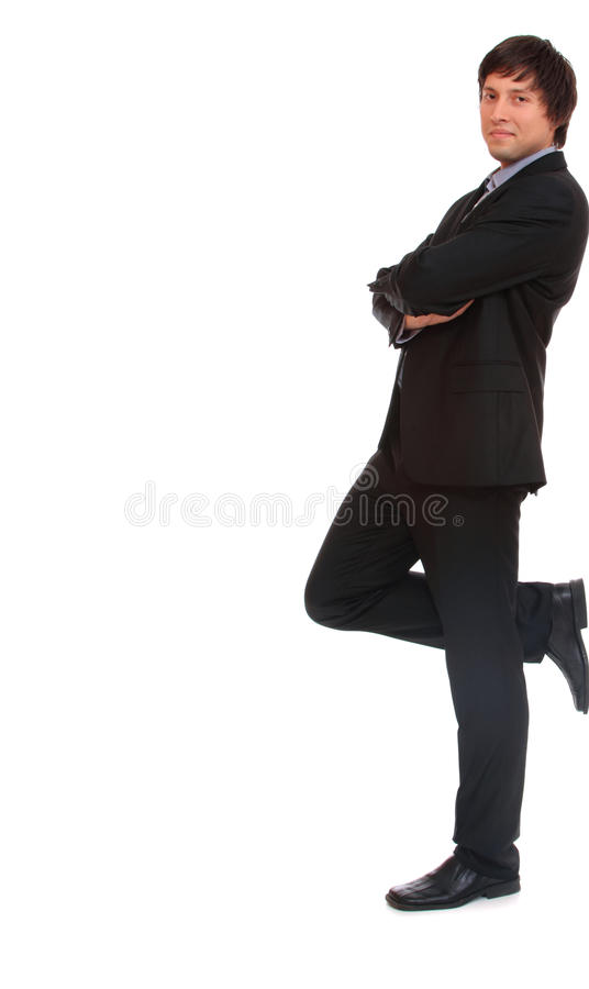 Download Handsome business man stock image. Image of formal, corporate - 16493153