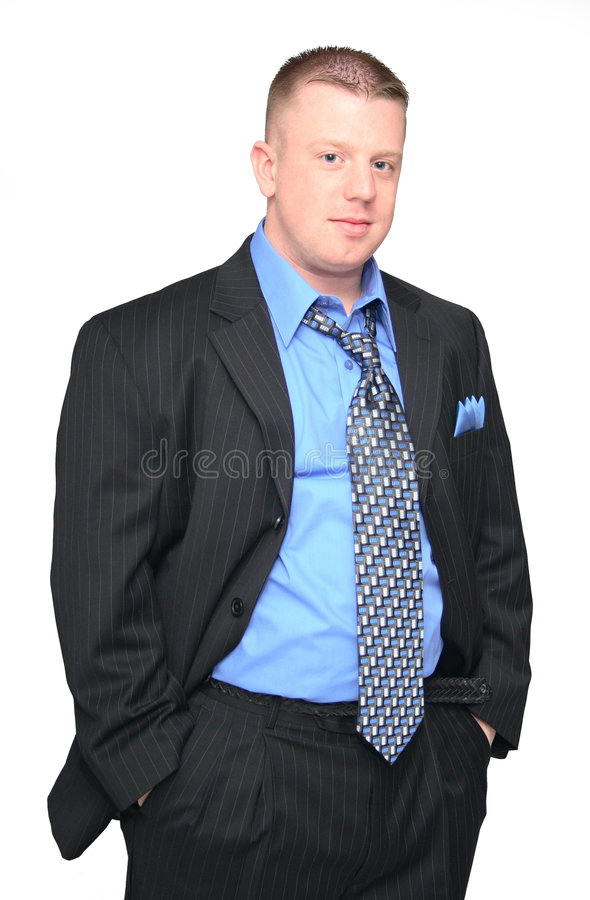 Download Handsome Business Man stock image. Image of relaxed, corporate - 1815957