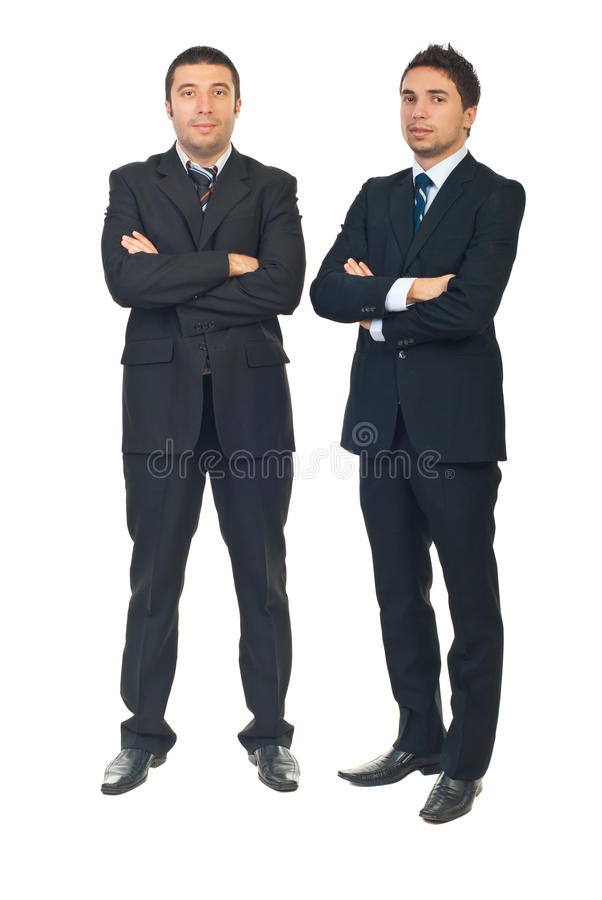 Download Handsome business men stock image. Image of confident - 17331745