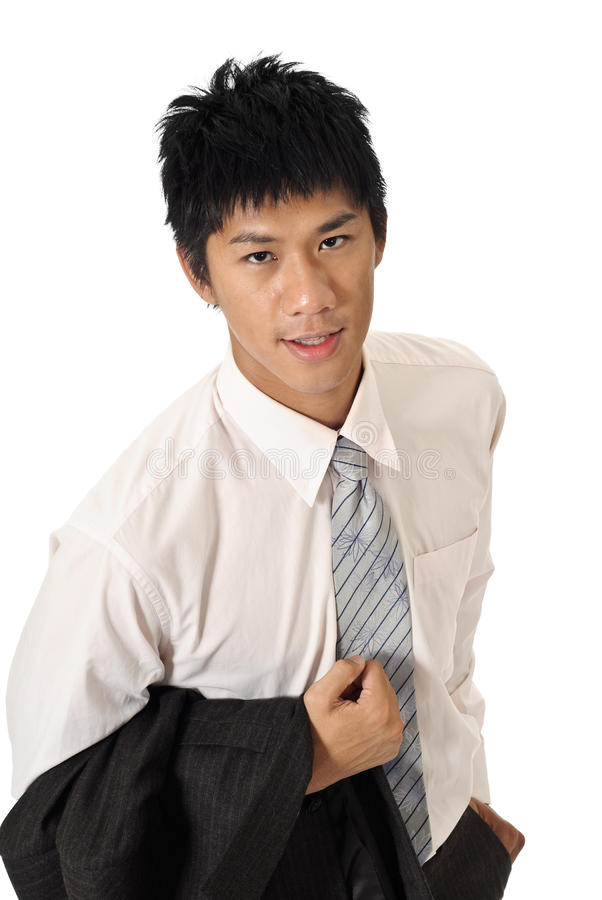 Download Handsome businessman stock photo. Image of aspect, adult - 15466808