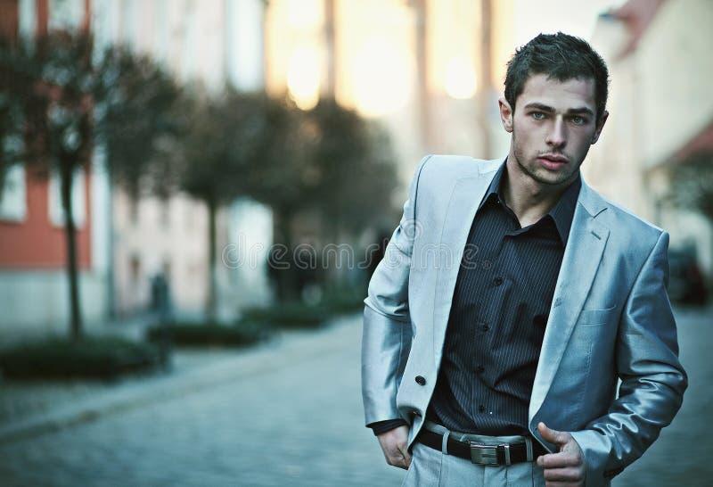 Download Handsome businessman stock image. Image of adult, happy - 22836561