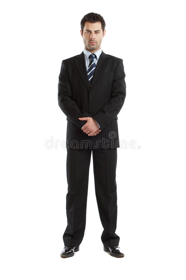 Download Handsome Businessman stock image. Image of assured, leadership - 2372787