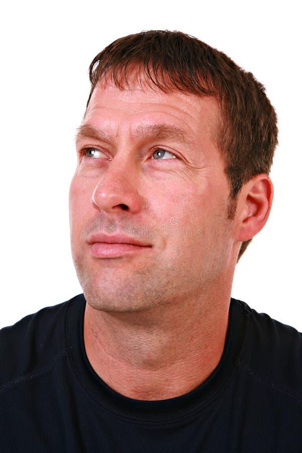 Download Handsome Male Model Portrait Stock Photo - Image: 6109604