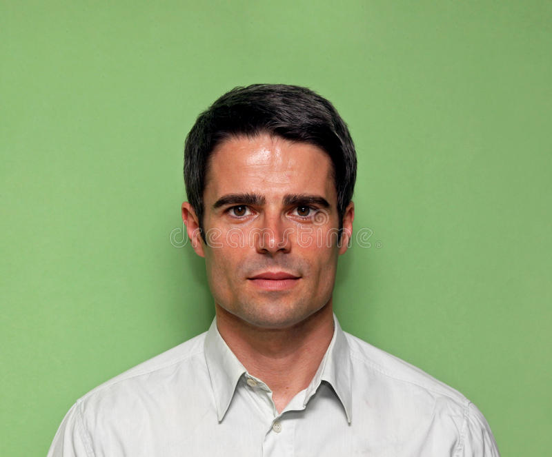 Download Handsome man stock photo. Image of beautiful, dark, atractive - 20784450