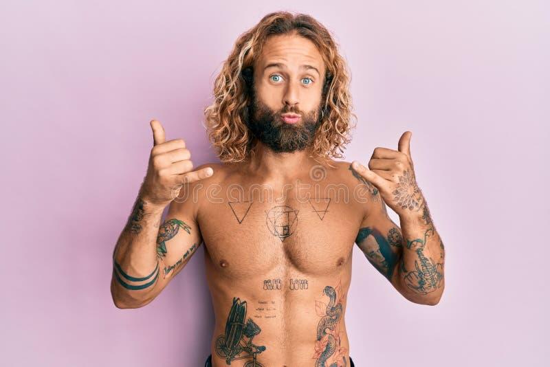 Men tattoo sexy 43 Sexy