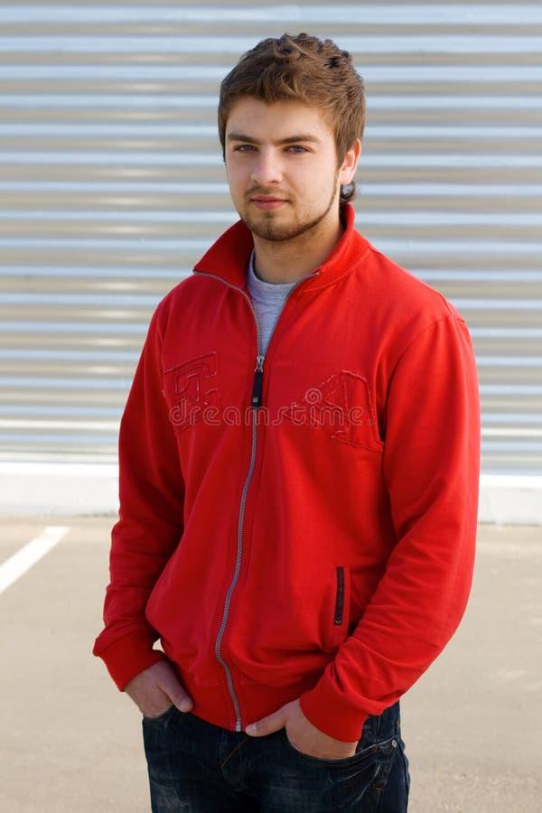 handsome man young στοκ εικόνα