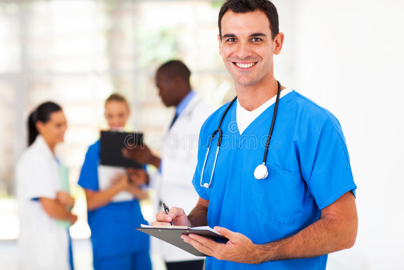 Download Handsome Medical Doctor Royalty Free Stock Image - Image: 29130466