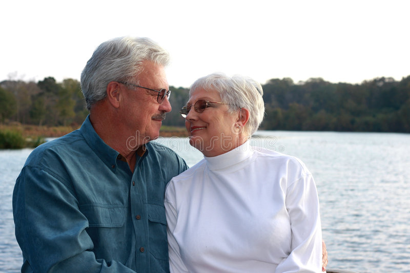 Download Handsome older couple stock photo. Image of attractive - 5950662