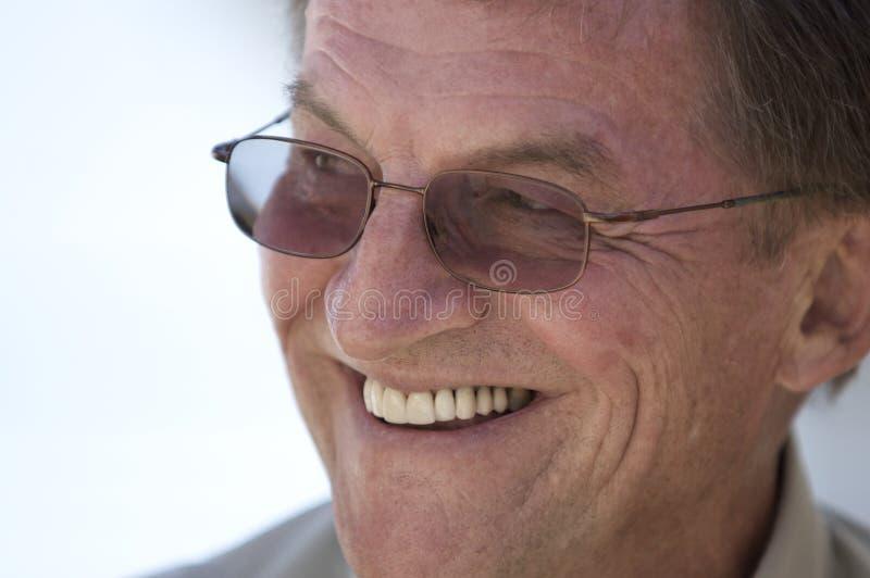 Download Handsome Senior Stock Photo - Image: 11050190