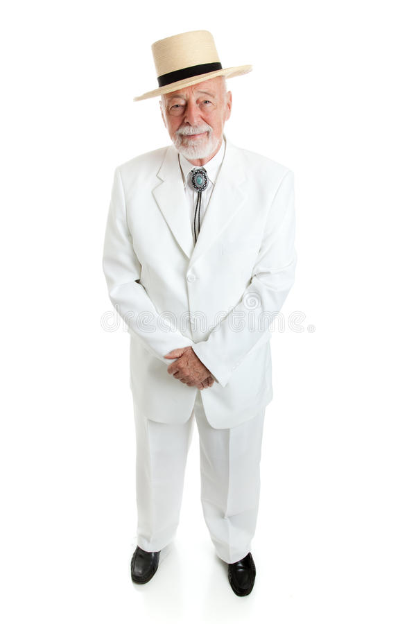 Handsome Southern Gentleman royalty free stock images