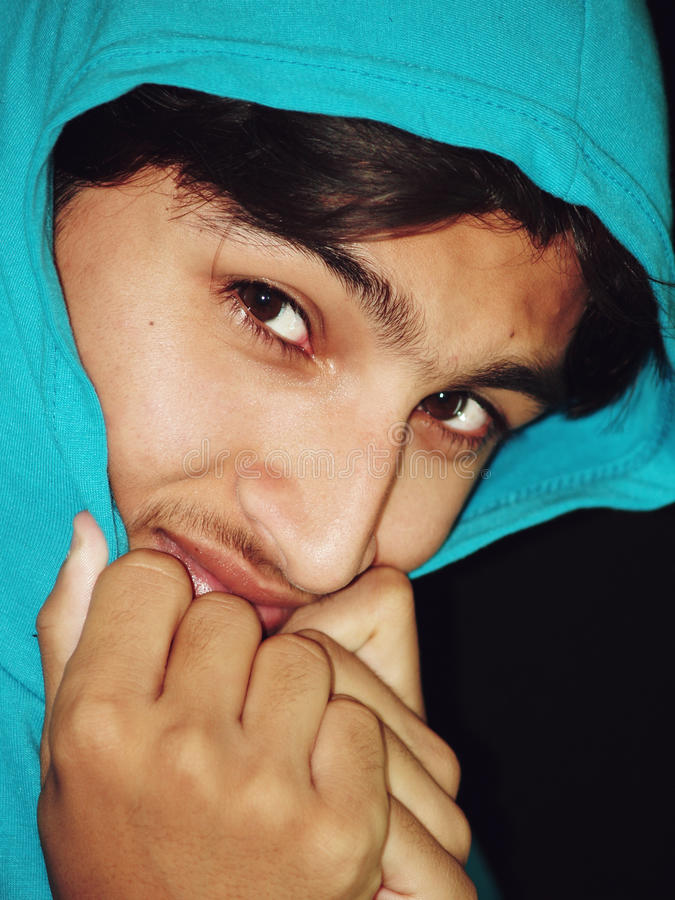 Handsome Teenager