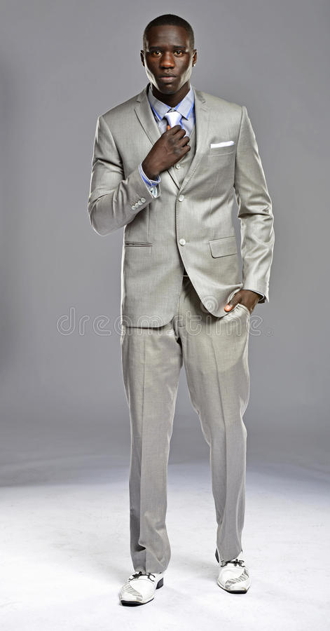 Download Black Man In A Suit Royalty Free Stock Images - Image: 30285639