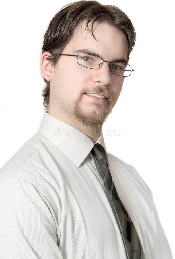 Handsome Young Executive Royalty Free Stock Photos