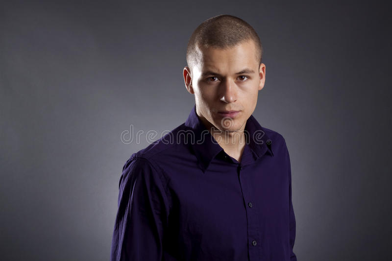 Download Handsome young man stock image. Image of attractive, fashion - 14622027