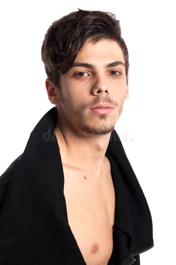 Download Handsome young man posing stock photo. Image of homosexual - 23141260