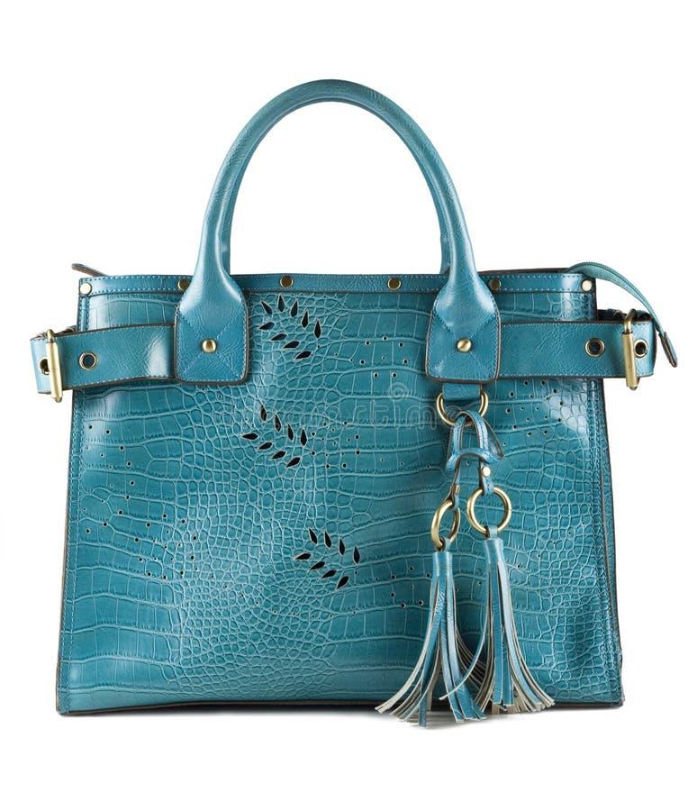 Handtasche der Frau lizenzfreie stockbilder