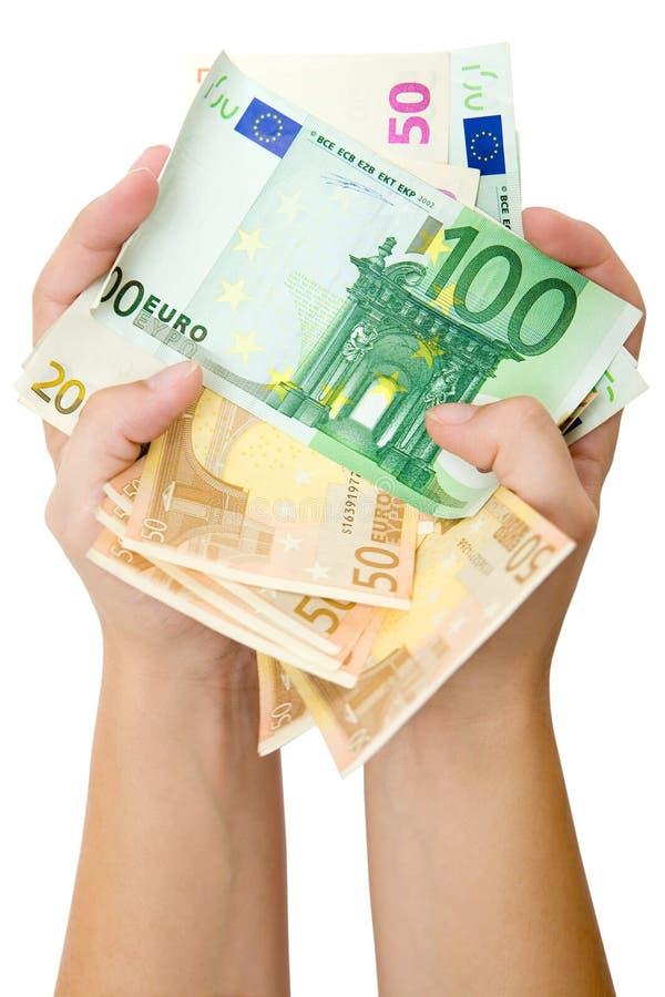Handvol Bankbiljetten