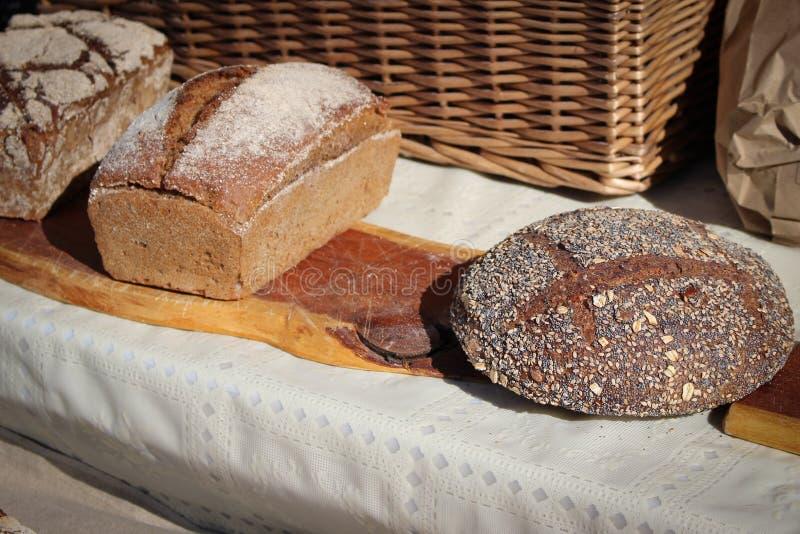 Handwerkliches Brot stockfotografie