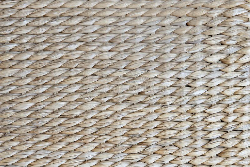 Handwoven Basket Background Pattern stock photo