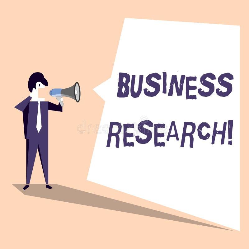 Handwriting teksta Biznesowy badanie Poj?cia znaczenia proces nabywanie szczeg??owa informacja biznes royalty ilustracja