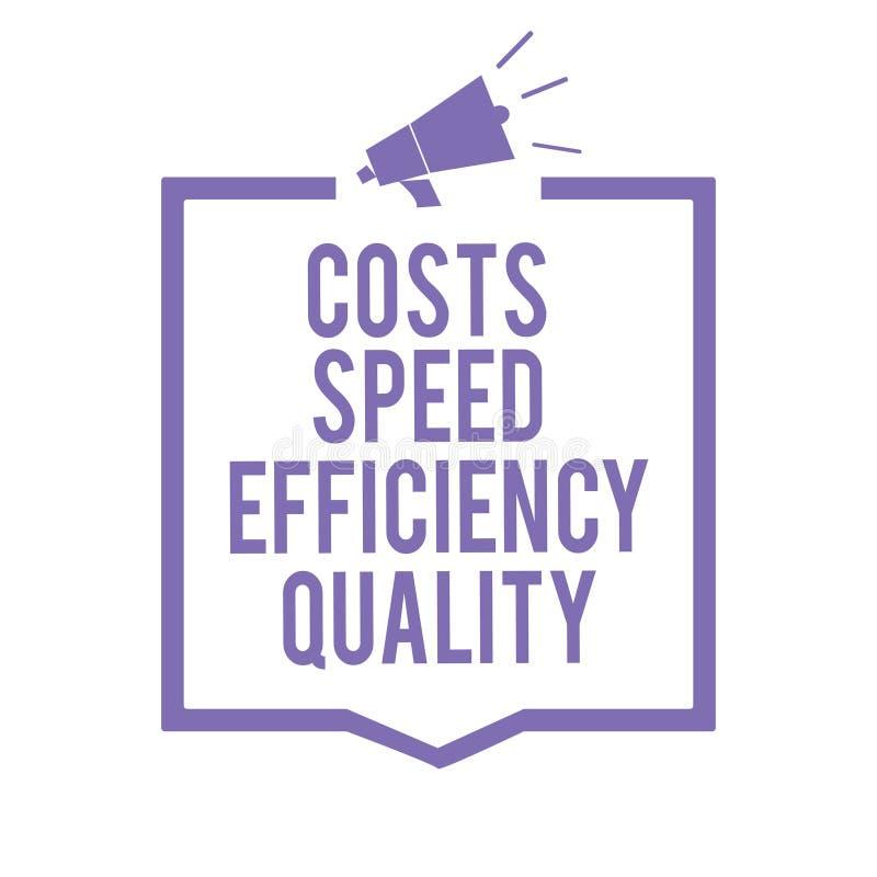 Handwriting teksta writing kosztów prędkości wydajności ilość Pojęcie znaczy Skuteczne operacja wkładów wydajność balansuje megaf ilustracji