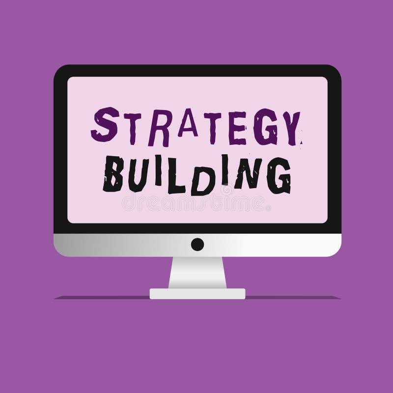 Handwriting teksta writing strategii Budować Pojęcia znaczenie Wspiera kupienie i nabywanie inny platformy ilustracji