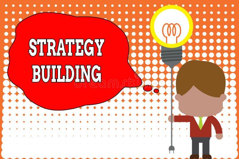 Handwriting teksta writing strategii Budowa? Pojęcia znaczenie Wspiera kupienie i nabywanie inny platform Stać royalty ilustracja
