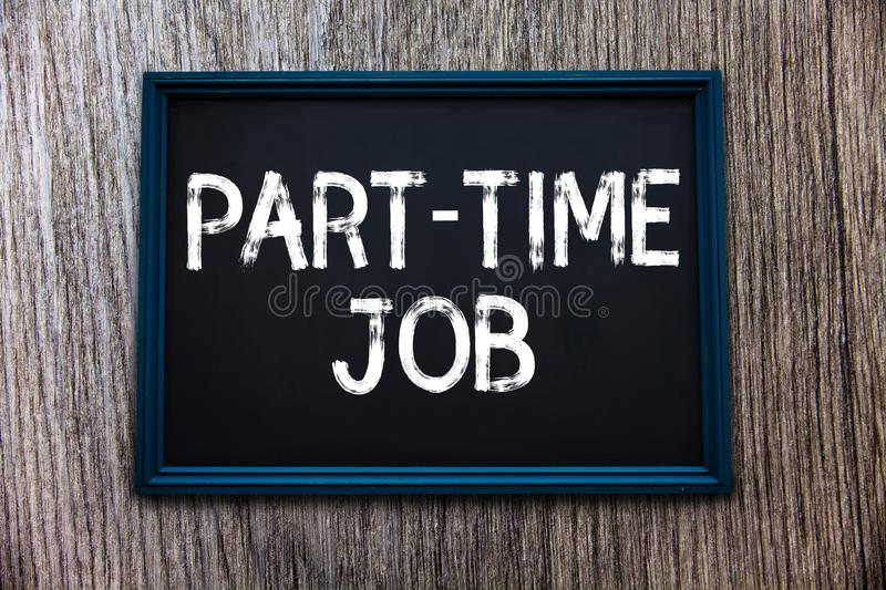 Job Part Time Stock Images - Download 1,222 Royalty Free Photos