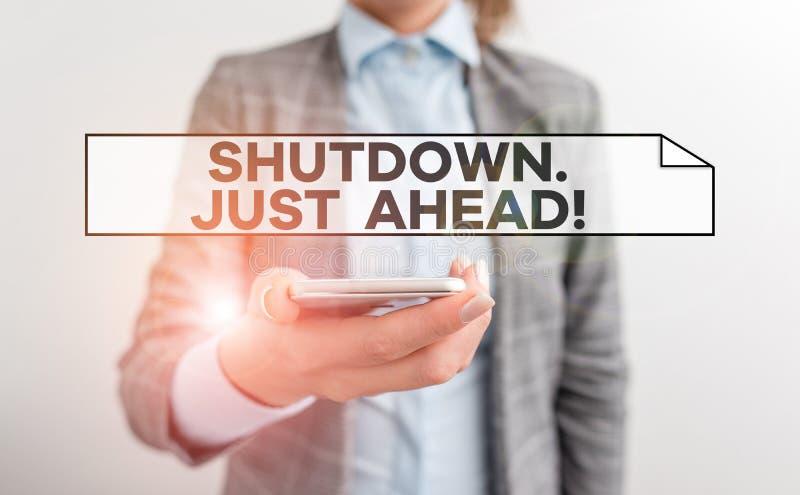 Shutdown Definition