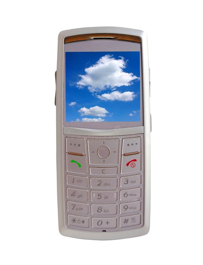 Download Handy stockbild. Bild von communicate, telefon, beweglich - 12201311