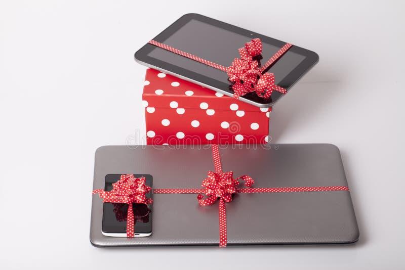 handy mit geschenk