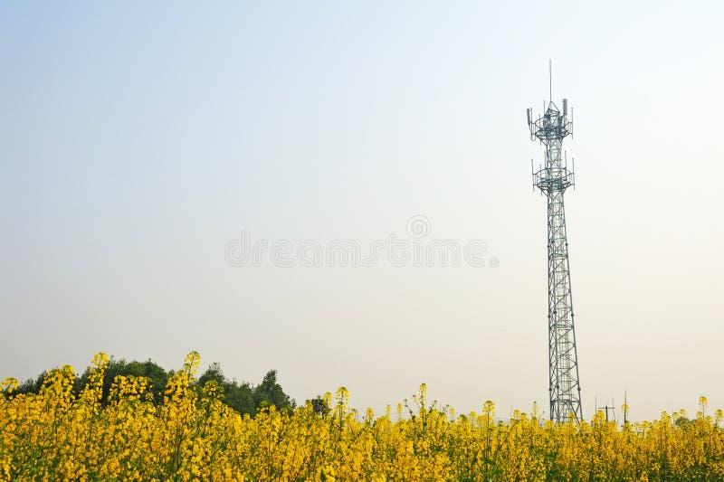 Handy-Basisstation stockbild