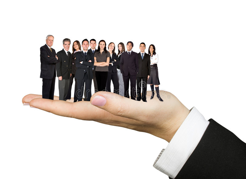 Download Handy business team stock photo. Image of hand, holding - 1462160
