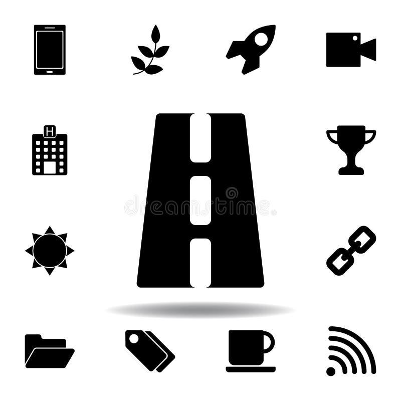 Handyikone Zeichen und Symbole k?nnen f?r Netz, Logo, mobiler App, UI, UX verwendet werden stock abbildung