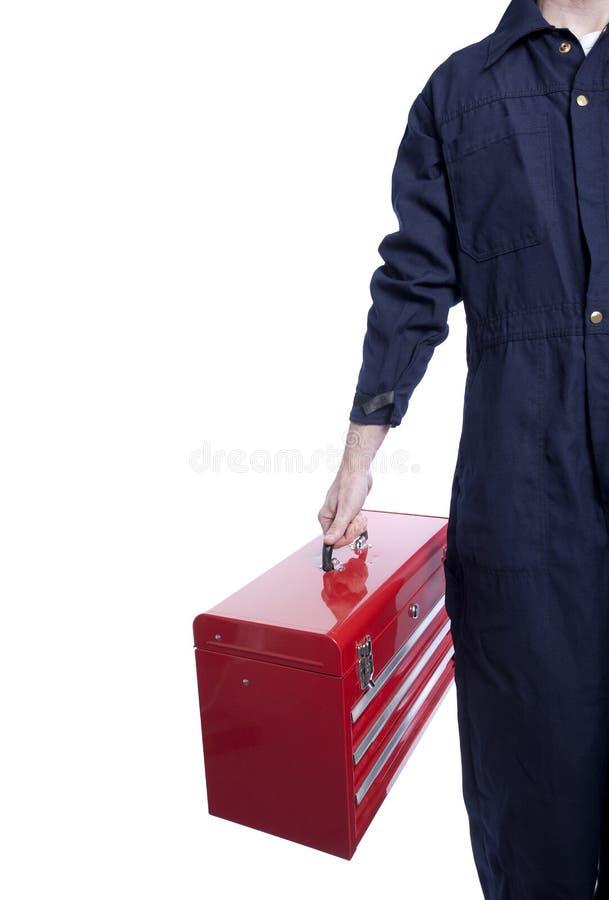 handyman εργαλειοθήκη στοκ φωτογραφία