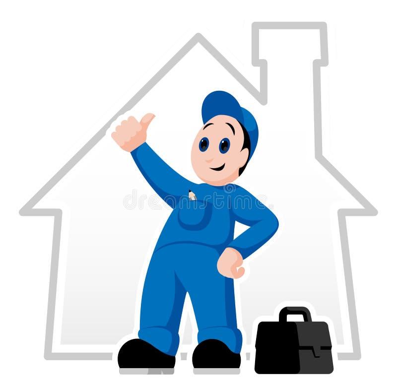 handyman απεικόνιση αποθεμάτων