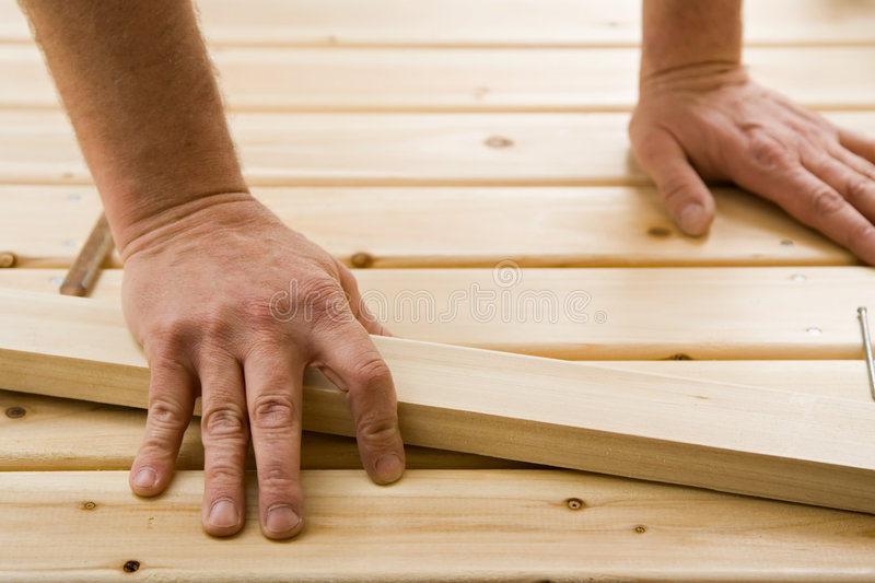 Handyman home projects royalty free stock image