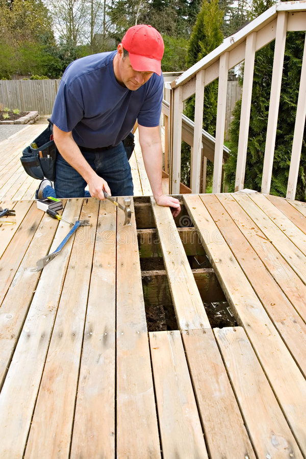 Handyman home repair projects stock image