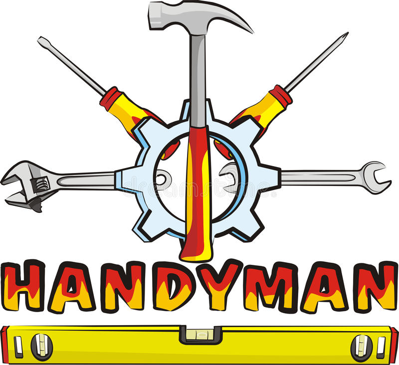 Free Handyman - Tools Stock Images - 24799944