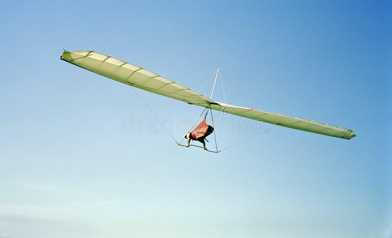 Hang-glider stock image