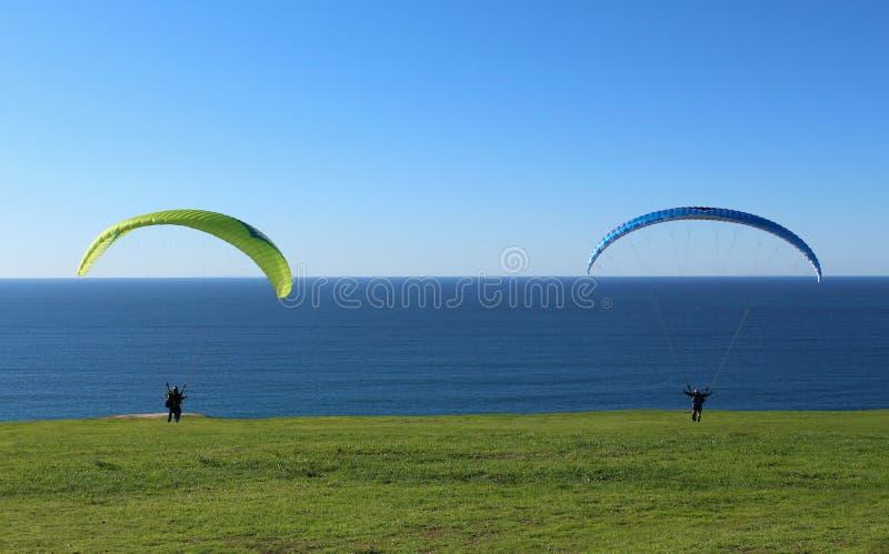 Hang Glider immagini stock libere da diritti